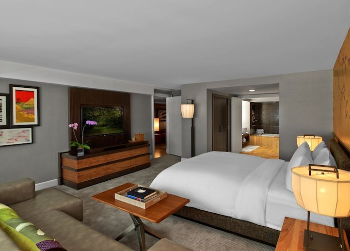 Nobu Hotel At Caesars Palace Debuts In Las Vegas Vegas Suites