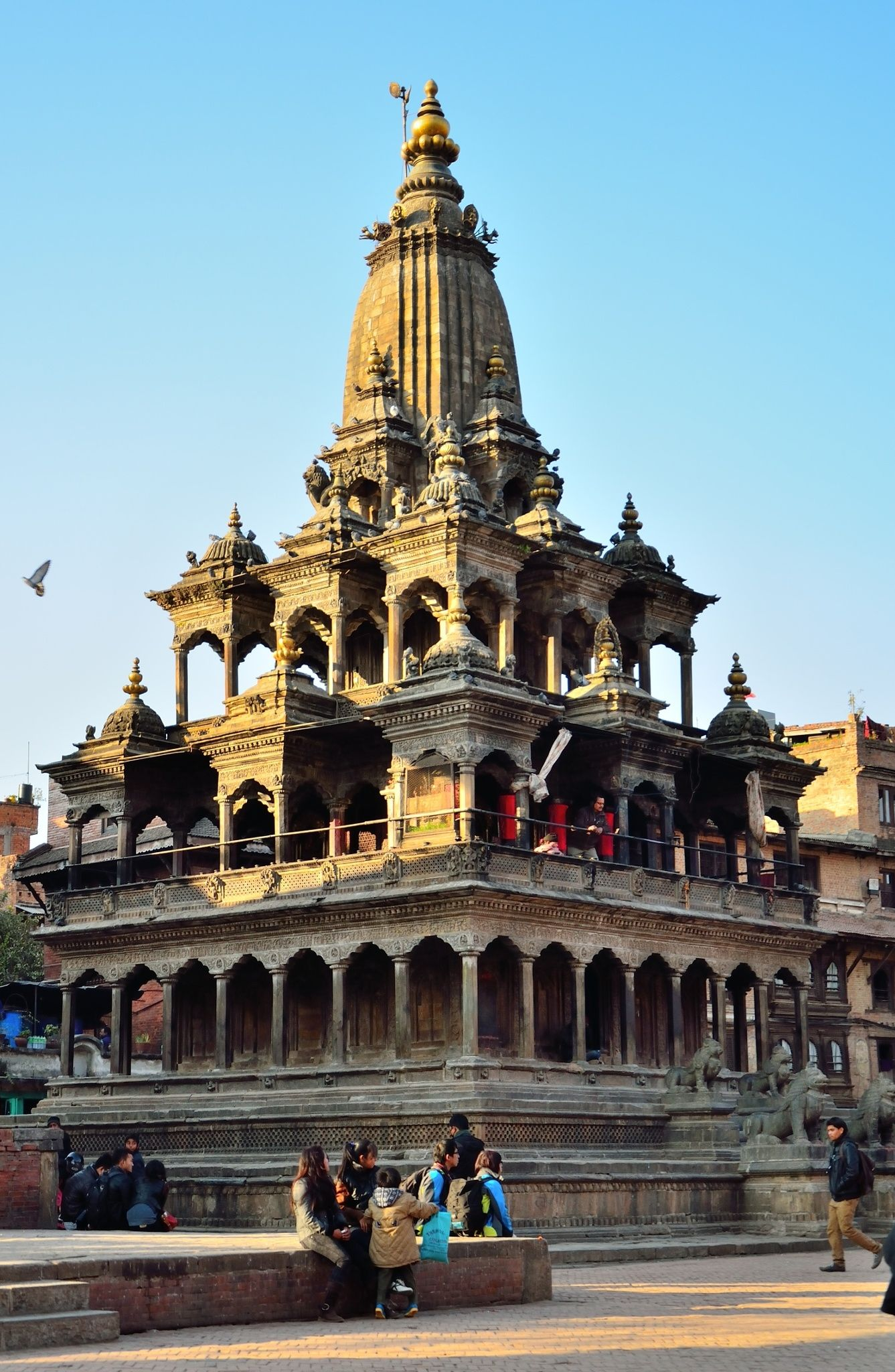 Krishna Temple at Patan Durbar Square