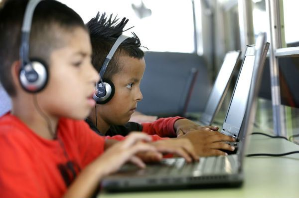 Hour of Code hopes to teach kids a love of computer programming