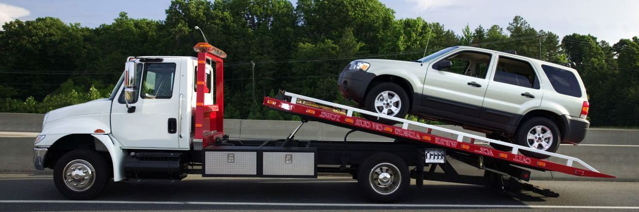 Professional, reliable towing & roadside assistant in the