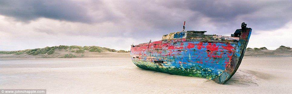 ancha barco