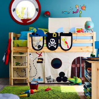 combi fly pirate chambre d 39 enfants pinterest. Black Bedroom Furniture Sets. Home Design Ideas