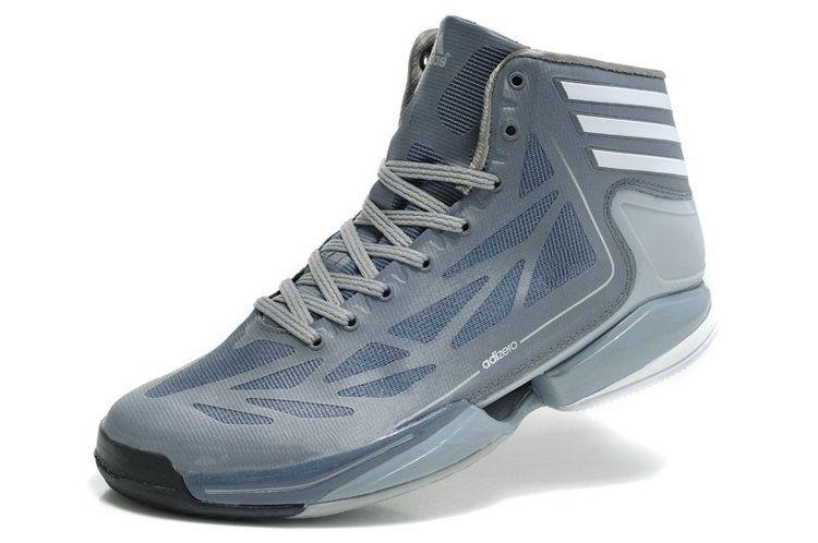 3942eea9bb59c0 Buy Adidas Basketball shoes 2012 Crazy Light 2 Wolf Grey G259163   63.00