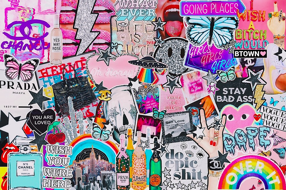 Do Epic Shit Por Creativejawns In 2020 Cute Laptop Wallpaper Pink Wallpaper Laptop Desktop Wallpaper Art