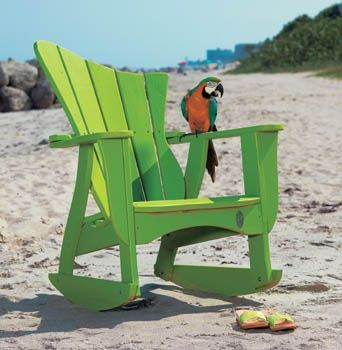 Epingle Par Elisa Diaz Sur All Things Green Couleur Vert Chaise D Exterieur Vert