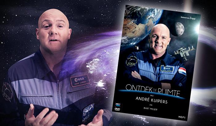 Een topper van een sinterklaascadeau voor de kleine astronaut in spé! En voor jezelf natuurlijk ;) Ontdek de ruimte met ster André Kuipers, een fantastische dvd! http://www.mamsatwork.nl/ontdek-de-ruimte/