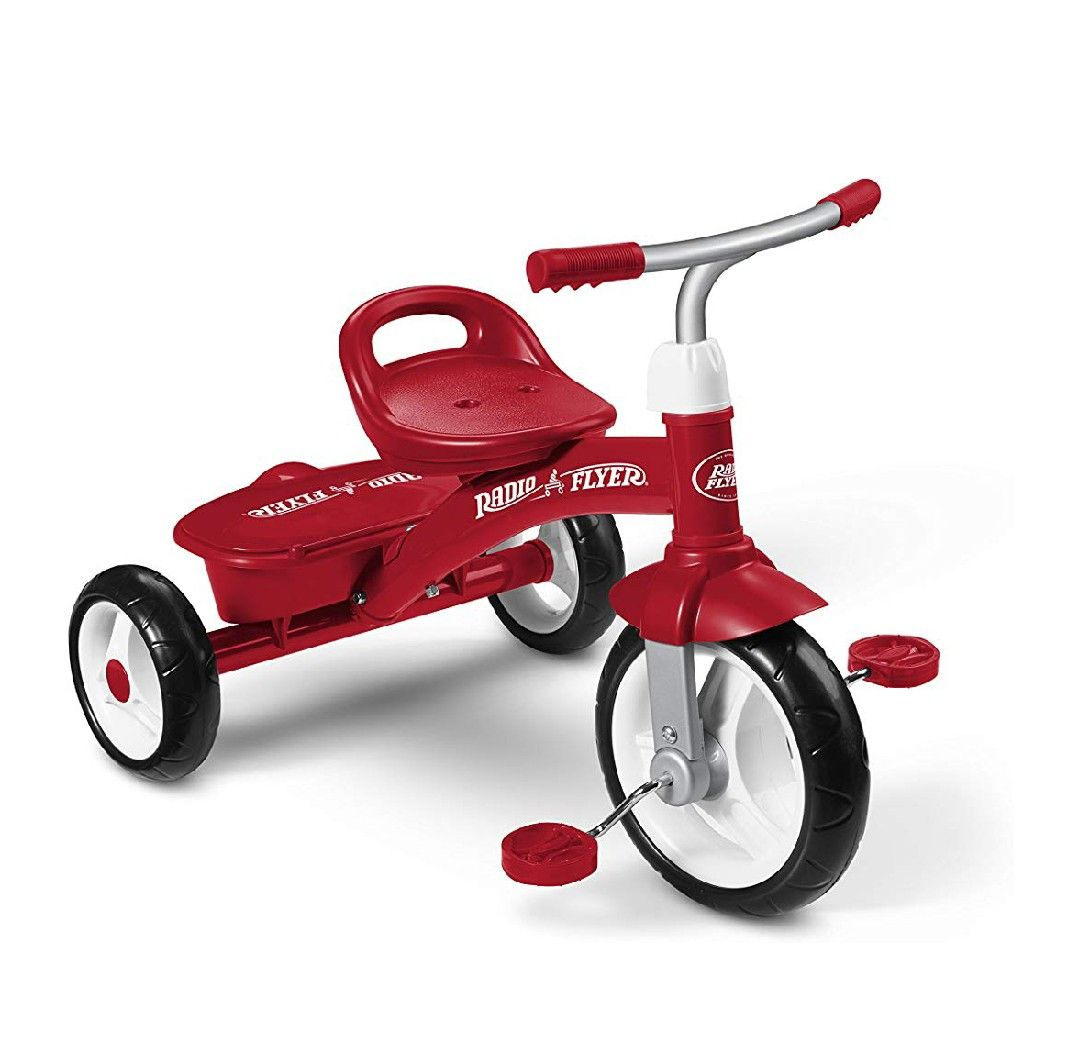 Pin By Karen Twitch On Zaiden S Collection Tricycle Radio Flyer