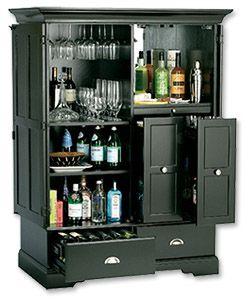 Diy+liquor+cabinet | Howard Miller Hide A Bar