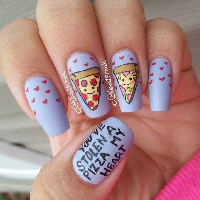 valentine by 101nailfreak #nail #nails #nailart | Cute Nails ...