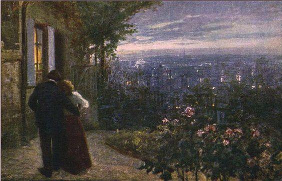 Lionello Balestrieri ~ (Italian: 1872-1958)