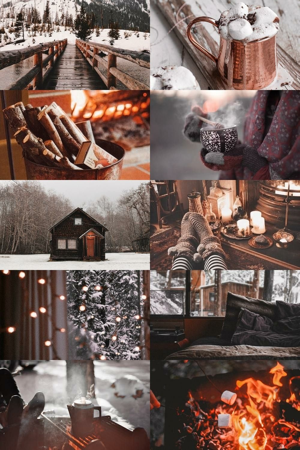 Pin By Kathy Parker On Fall Christmas Aesthetic Christmas Wallpaper Winter Time