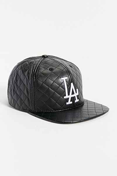 American Needle Quilted L.A. Dodgers Hat  9b5a4802fe17