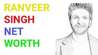 ranveer singh net worth | Ranveer singh