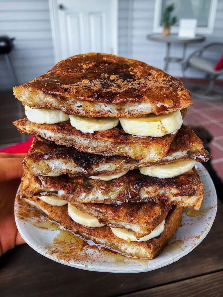 Cinnamon Sugar French Toast - Choosing Balance   Recipe ...