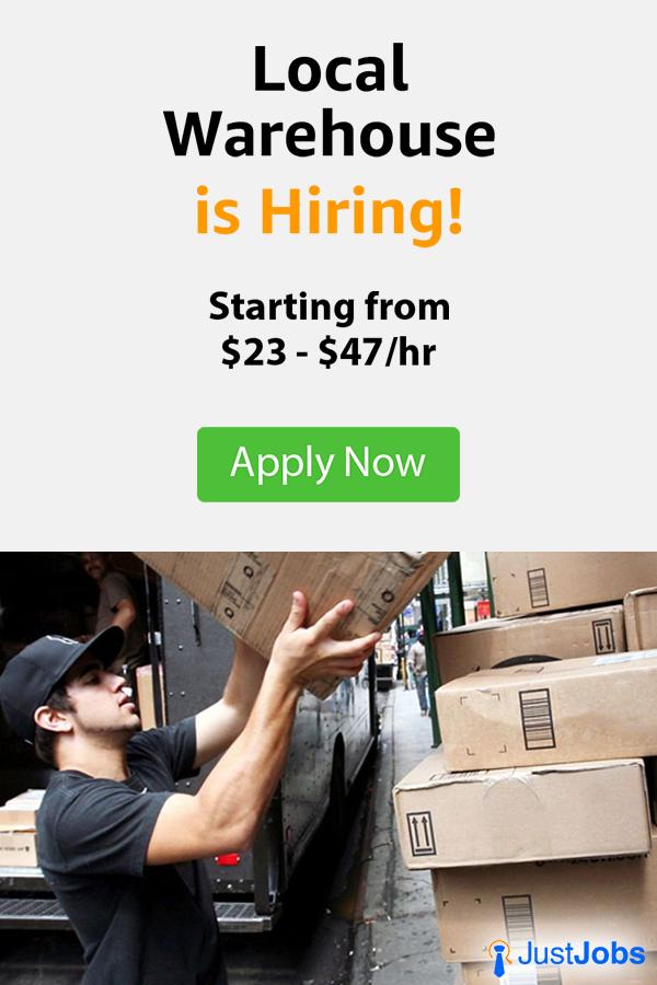 Local Warehouse Is Hiring Warehouse Jobs Job Warehouse
