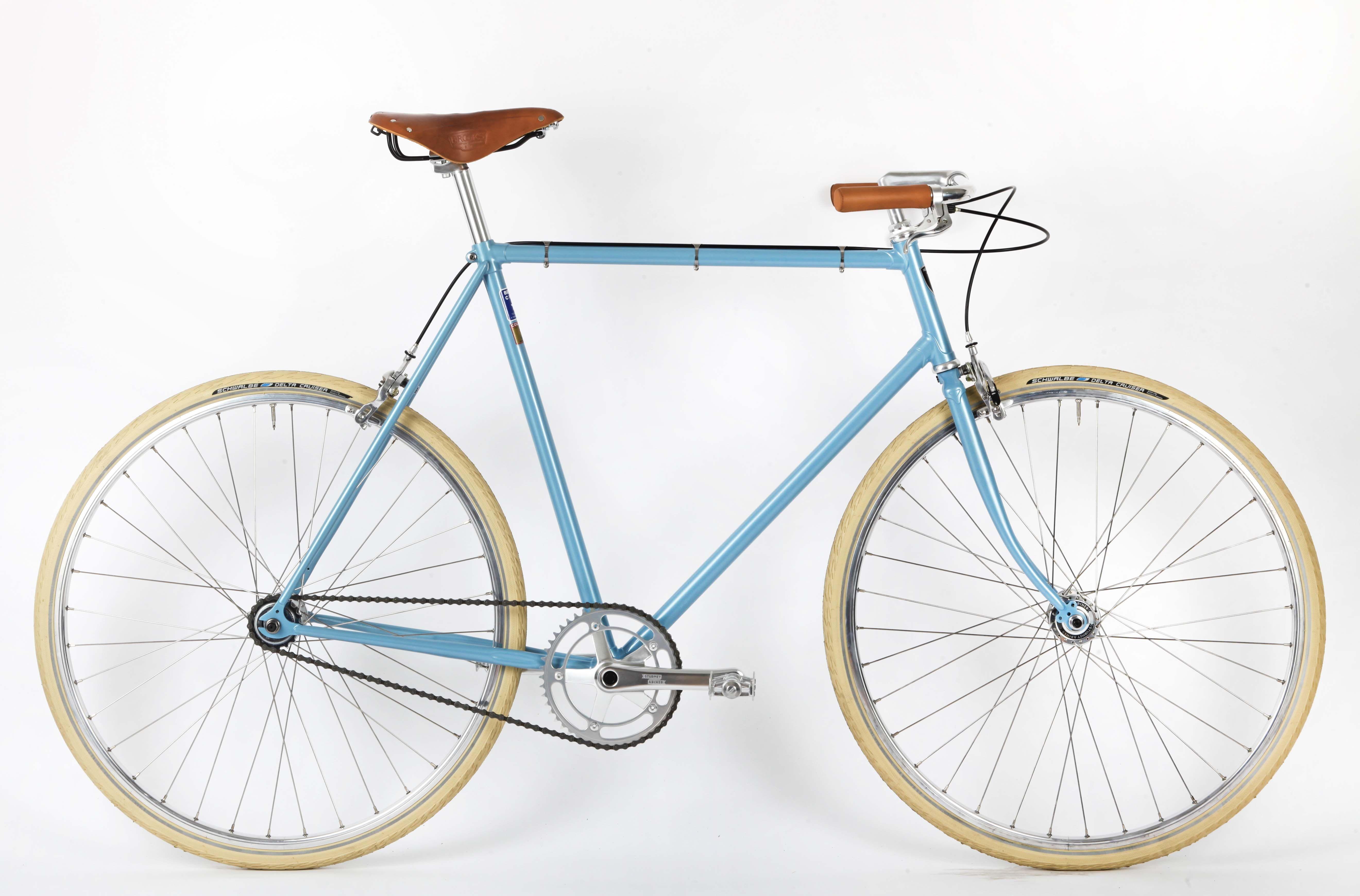 Bella Ciao Ingegnere Vintage Rennrad Fahrrad Fahrrad Fahren
