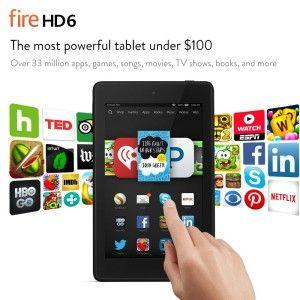 Fire Hd 6 Tablet Fire Tablet