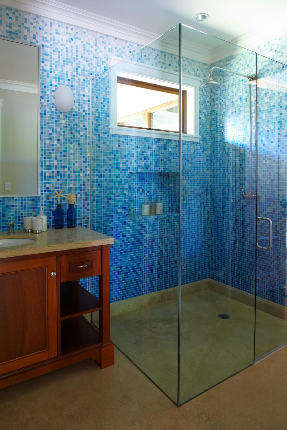 Pictures of Dazzling Showers | Shower installation, Diy network and Hgtv