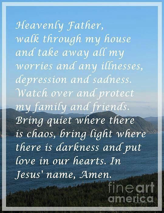 katholisches Gebet für Depression und Einsamkeit