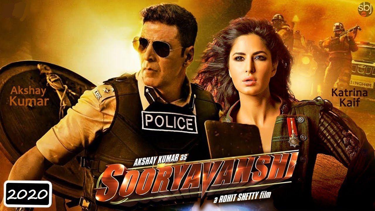 In Sooryavanshi movie, Akshay Kumar will play the role of Veer Sooryavanshi, head of the Anti-Terror Squ… | New hindi movie, Free movies online, Hindi movies online