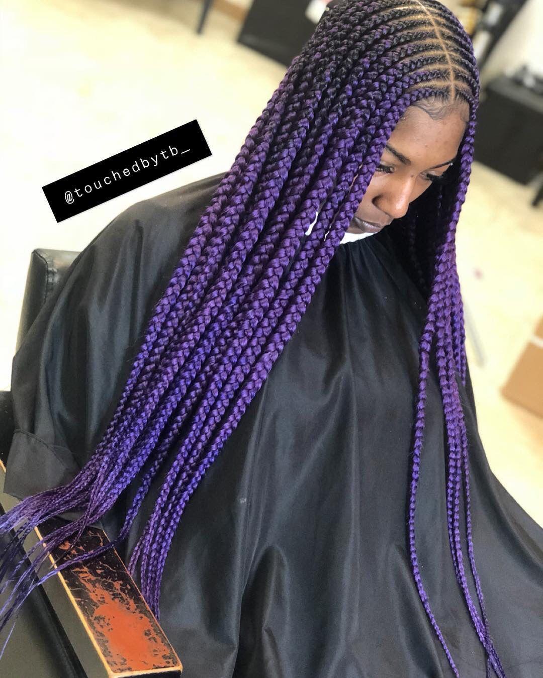 Pin By Sweet Sour On H A I R S L A Y E D Hair Styles Braided Hairstyles For Black Women Cornrows African Braids Hairstyles