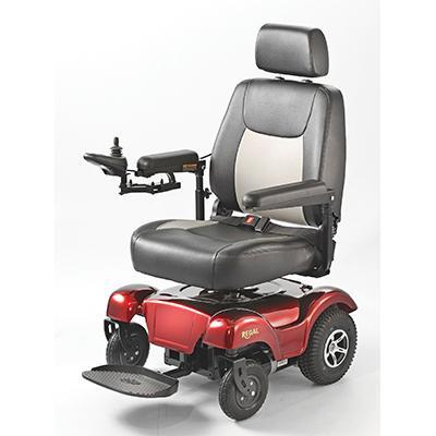 Merits Health Regal Electric Wheelchair Handicap Scooters