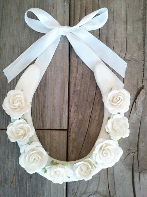 Wedding Horseshoe Western Wedding Wedding Gift Idea Romantic
