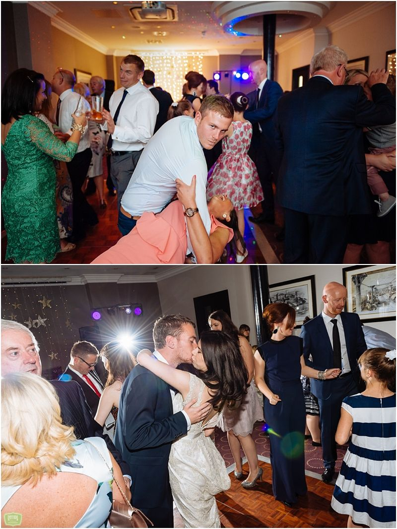 Wedding Reception Dancing Daffodil Waves Photography  Chiswell New Chiswell Street Dining Room Inspiration