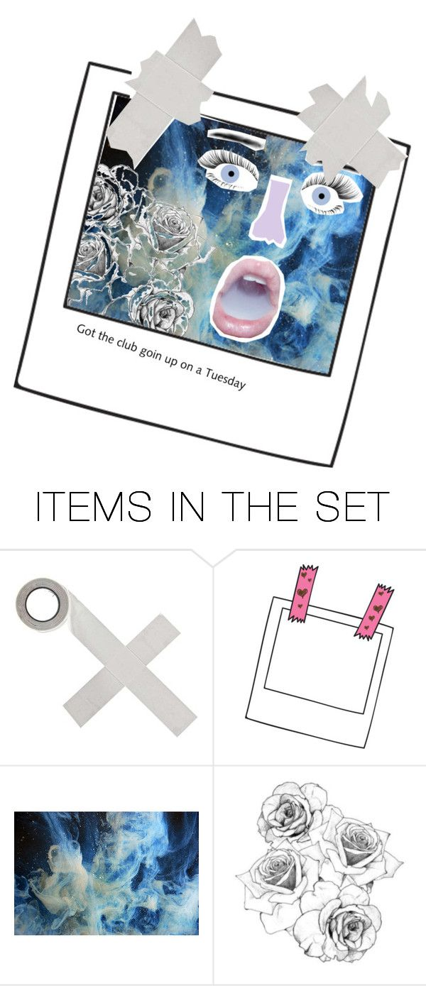 """""""I'M CHASING CARS UP AND DOWN THE AVENUE"""" by marlizfrick ❤ liked on Polyvore featuring art and mariansdecvibes"""