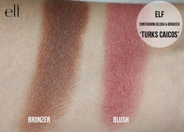 Contouring Blush & Bronzing Powder by e.l.f. #11