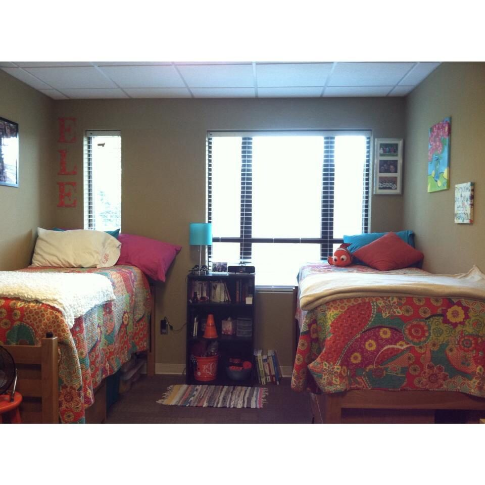 Dorm Life Campbell University Pat Barker Hall College