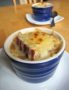 Panera French Onion Soup
