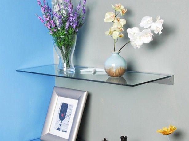 floating glass shelves lowes