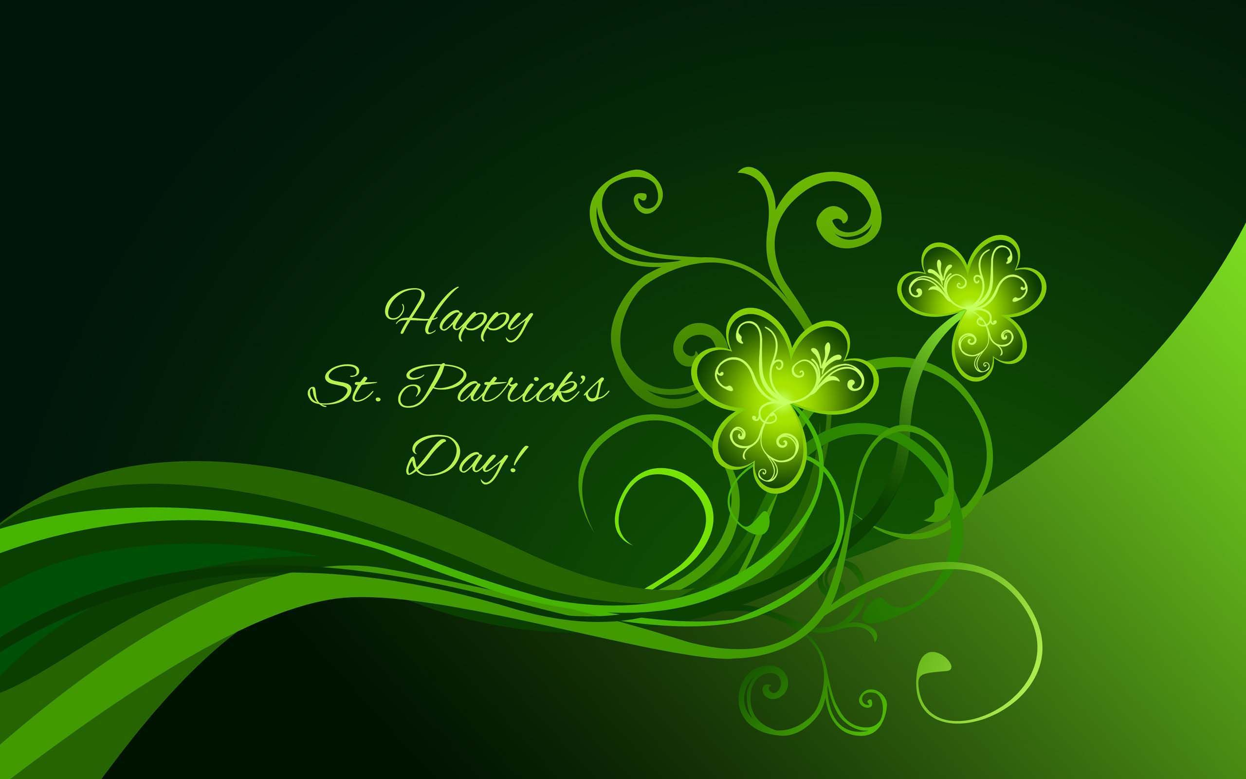 Happy St Patrick S Day Pc Wallpaper 2880x1800 St Patricks Day