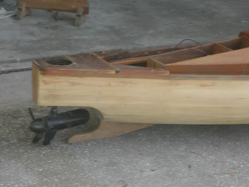 Electric Kayak Located In Florida For Sale Boat