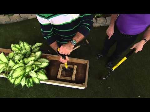 Spear Head Gardening Shovel U0026 Spade With Dan Wheeler ...