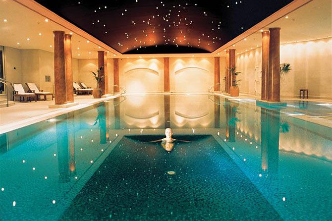 Posh Al Buraj Spa Yahoo Image Search Results Architecture - 15 of the best indoor hotel pools in the world