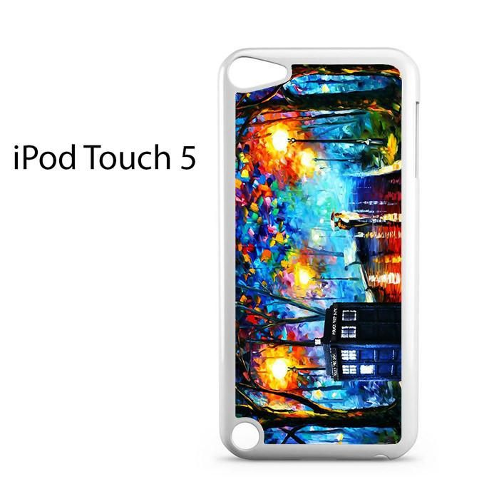 Tardis Doctor Who Story Ipod Touch 5 Case