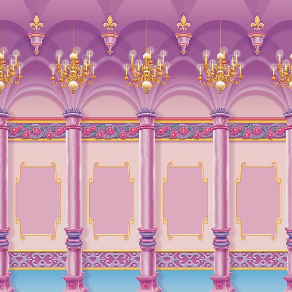Disney Princess Scene Setter Room Roll Magical Palace