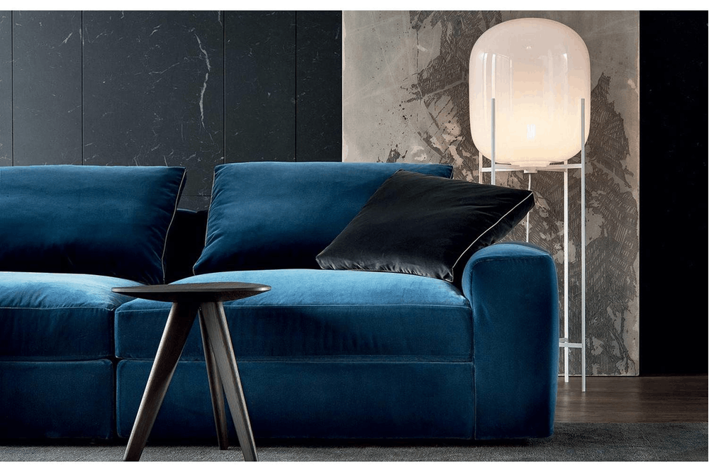 Dune Sofa By Carlo Colombo For Poliform Sofa Styling Contemporary Sofa Blue Sofa Chair