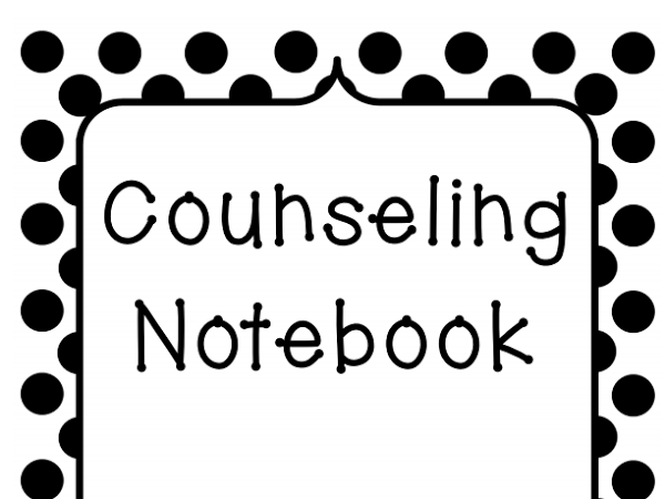 Counseling Notebook - Google Drive