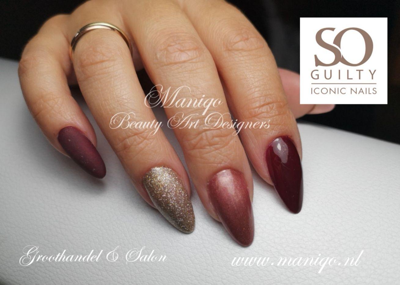 Bronze Nails In 2020 Nagels Visagie Nailart