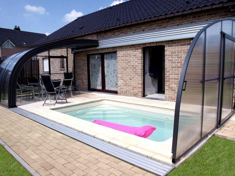 Acoperire Terasa Veranda Neo Patio Enclosure Sunroom Pool Patio Enclosures