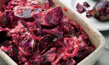 recipe: ottolenghi beetroot salad [35]
