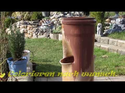 Vertikale Garten für Erdbeeren selber bauen . - YouTube #beetanlegen