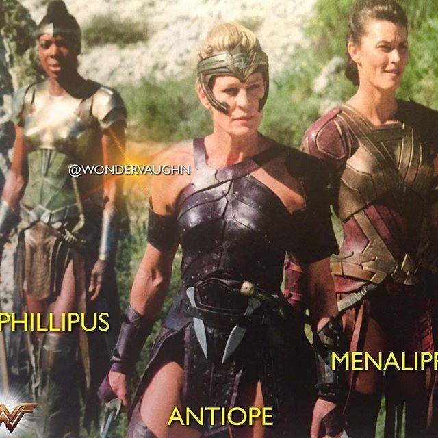 Phillipus Antiope Menalippe Warrior Woman Kickass Women Wonder Woman