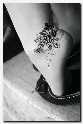 Rosetattoo Tattoo Small Ladies Tattoos Designs Wolf Shoulder Foot Names Girl Sleeve Forearm