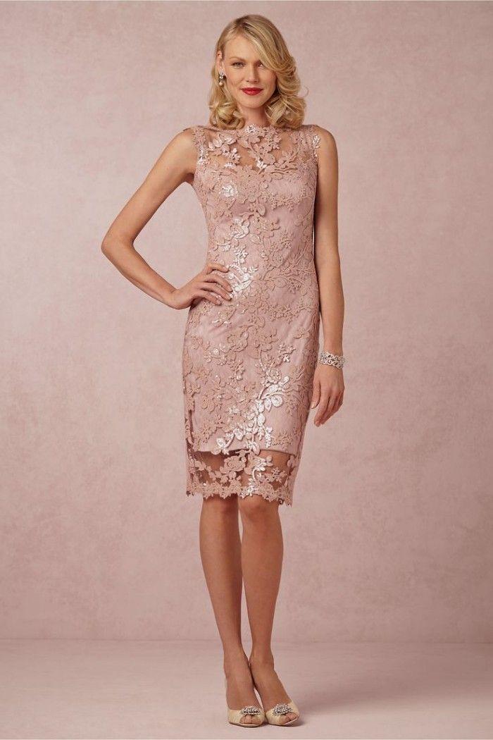 25 Beautiful Mother Of The Bride Dresses | Vestido bordado, Domingo ...