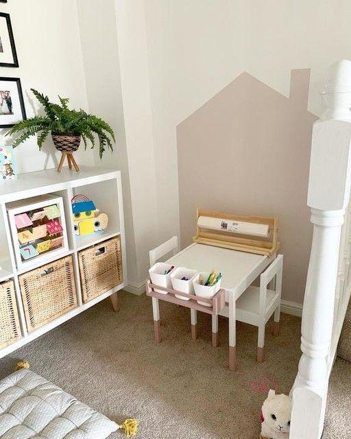 Photo of Mesa infantil FLISAT – IKEA