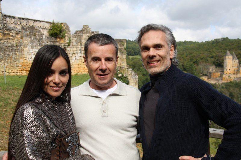 ERA (musical project) Irene Bustamante, Eric Lévi, Pierre ...